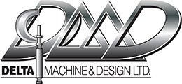 Delta Machine & Design Ltd. Logo