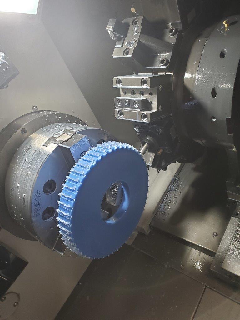 Delta Machine Photo Gallery Image 8