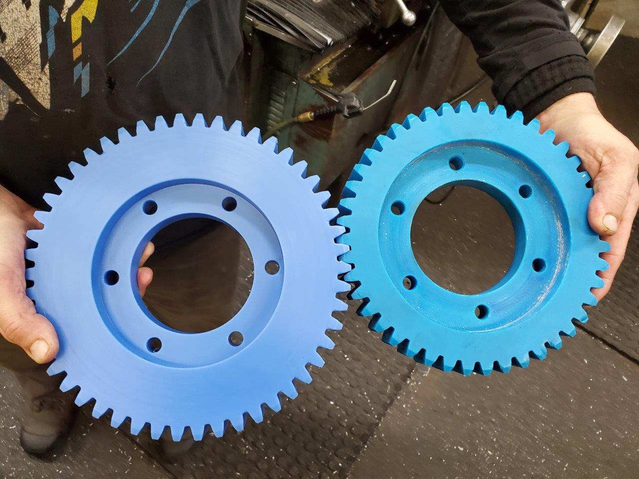 Delta Machine Photo Gallery Image 17